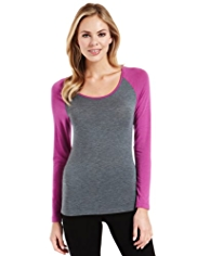 Heatgen™ Raglan Sleeve Thermal Top