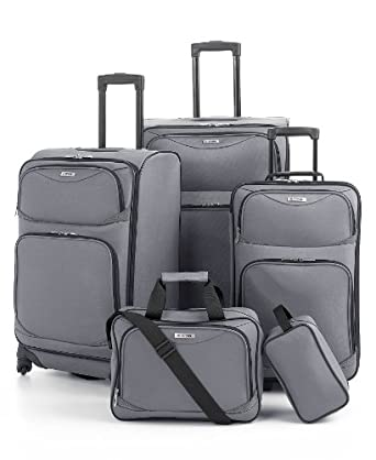Tag Coronado II 5-piece Luggage Set (Green)