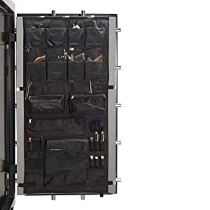 Liberty Door Panel - Fits Gun Safe Models 30-35-40 - Accessory and Organizer for... by Liberty Safes