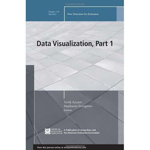 Data Visualization: New Directions for Evaluation