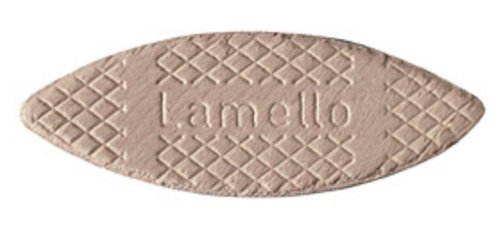 Lamello 144010 #10 Beechwood Biscuits/Plates Box of 1000