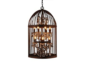 Artisanti Bird Cage 12 Light Chandelier Lantern   ~Best Buy
