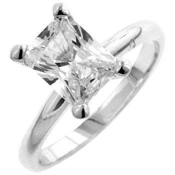 Radiant Sparkle Ring