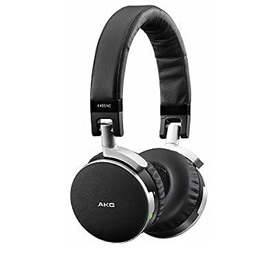 Akg Premiun Active Noise Cancelling Hedphones K495 Nc