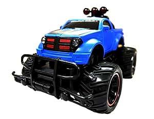 WebKreature Radio Control Extreme Rock Crawler Monster Truck Blue