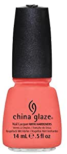 China Glaze Nail Lacquer, Mimosa's Before Mani's, 0.5 Fluid Ounce