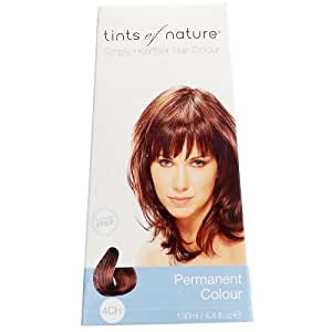 Tints of Nature Organic 4CH Rich Chocolate Brown Permanent Hair Colour 130ml