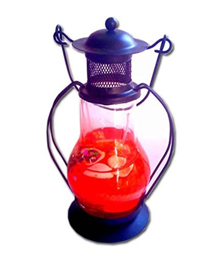 Shopjinie Decorative Gel Candle Lantern