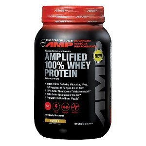 Gnc Pro Performance Amplified 100 Protein Drink Vanilla 2 Pounds by GNC