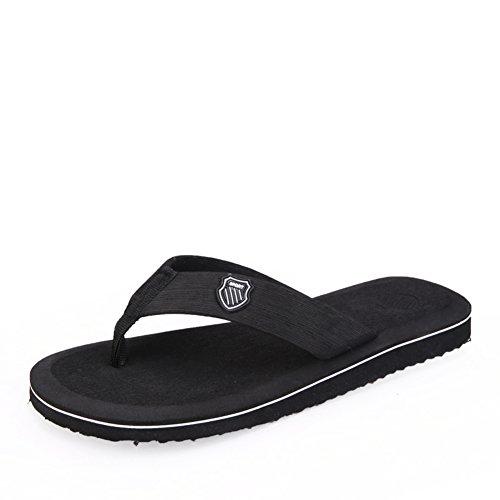 sandali estivi uomo/tendenza coreana uomini traspirante/Bagno antiscivolo/sandali/trascinare Tidal/Sandali scarpe-A Lunghezza piede=26.8CM(10.6Inch)