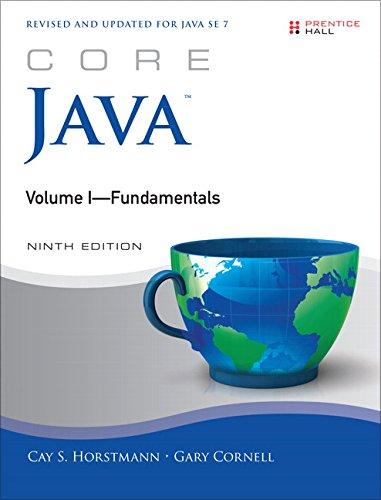 Core Java 2 Volume I - Fundamentals