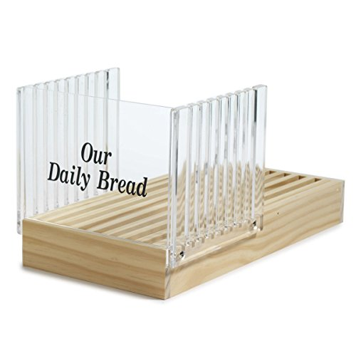 Norpro 370 Bread Slicer and Guide  with Crumb Catcher (Bread Crumb Machine compare prices)