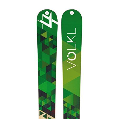 Volkl Nunataq 2015 Mens Skis 170cm, Ski Only