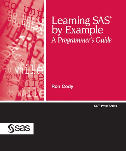 Best SAS books - Learn SAS Programming for 2019 - DataFlair