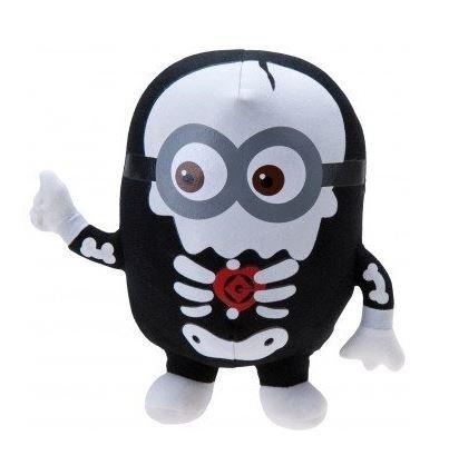 Despicable Me Halloween Skeleton Minion Plush (Minion Gru)