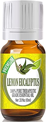 Lemon Eucalyptus 100% Pure, Best Therapeutic Grade Essential Oil