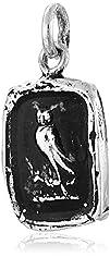 Pyrrha Owl Sterling Silver Petite Charm
