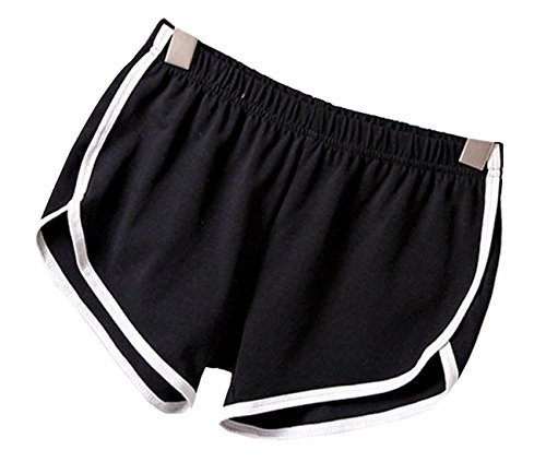 Women-Girls-Hot-Pants-Running-Shorts-Gym-Beach-Sports-Yoga-Shorts