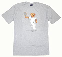Polo Ralph Lauren Men Bear T-shirt