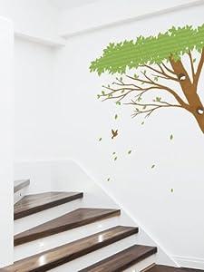 Ambiance-Live - Vinilo adhesivo decorativo para pared , Arbol de Sueños   Comentarios de clientes y más información