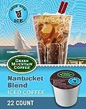 Keurig  K-カップ  ナンタケット  アイスコーヒー  22カウント 並行輸入品
