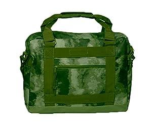 """Sac / Sacoche / Housse Porte Document Ou Ordinateur Portable 17"""" Camouflage Camo Mil-tacs Miltec 13822059 Airsoft"""