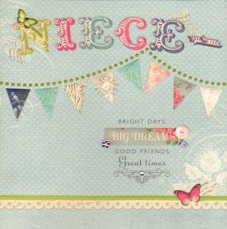 Niece Birthday, Birthday Greetings Cards