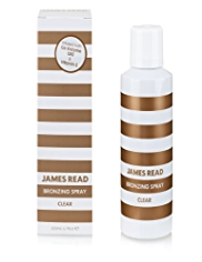 James Read Clear Bronzing Spray 200ml