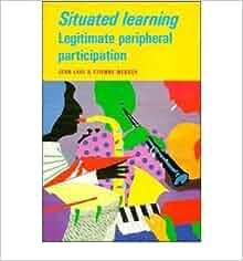 Adult education legitimate participation peripheral