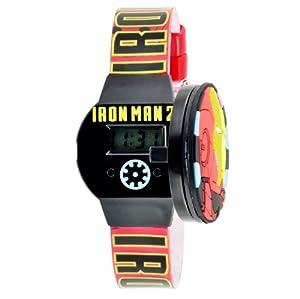 Marvel Kids' IM2002T Ironman 2 LCD Watch