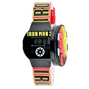 Marvel Kids' IM2002T Ironman 2 LCD Watch