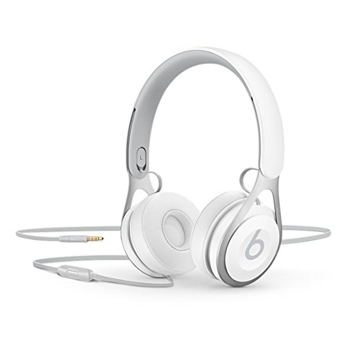 Beats EP Wired On-Ear Headphone - White