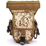Generic Fishing Bag Waist Bag Fishing Tackle Bag Belt Pouch Bag-parent
