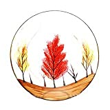Yankee Candle Autumn Leaves Large Tray