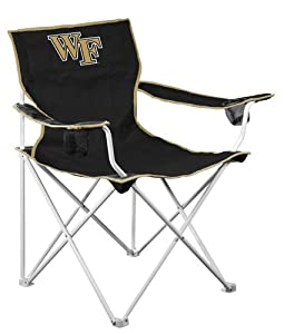 Buy NCAA Wake Forest Demon Deacons Deluxe Folding Chair by Logo