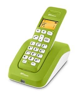 SPCTelecom 6222V Cordless Landline Phone (Green)