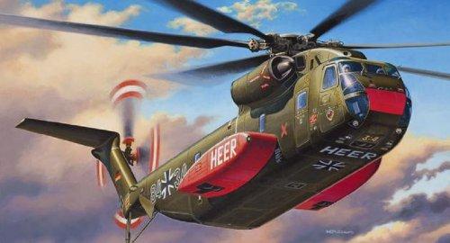 Revell-04858-Modellbausatz-CH-53G-Heavy-Transport-Helicopter-Mastab-1144