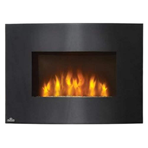 Napoleon Napoleon 32 In. Curved Wall Mount Fireplace
