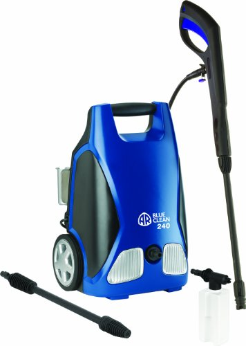 AR Blue Clean 1,750 PSI 1.5 GPM Electric Pressure Washer AR240
