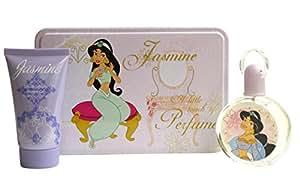 Disney Jasmine Girls Giftset Eau De Toilette 50ml Shower Gel 75ml