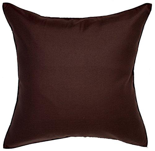 Avarada Solid Throw Pillow Cover Decorative Sofa Couch  : 419OEVyyFKL from www.bta-mall.com size 500 x 486 jpeg 26kB