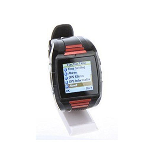 Generic Wearable Watch Gsm Gprs Gps Mobile Phone Tracker Tk209 Continuous Tracking , Alarm,Remote Monitoring