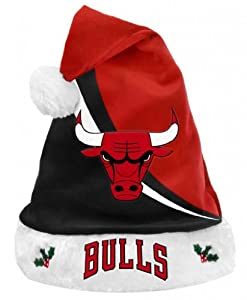 2013 NBA Basketball Swoop Team Logo Holiday Santa Hat by Forever Collectibles