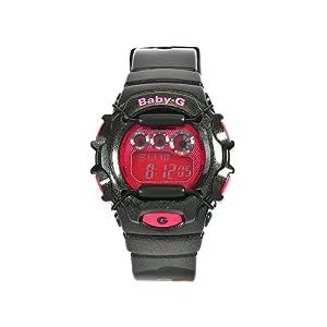 Casio Women's BG1006SA-1ER Baby-G Pink Dial Shock Resistant Watch