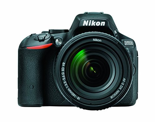 Cheapest Price! Nikon D5500 DX-format Digital SLR w/ 18-140mm VR Kit (Black)