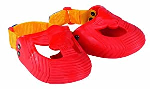 Big shoe-care 56455 - Schuhschoner -rot Größe 21-28