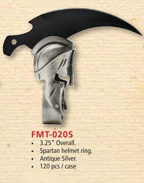 Spartan / Gladiator Finger Ring Knives Knife
