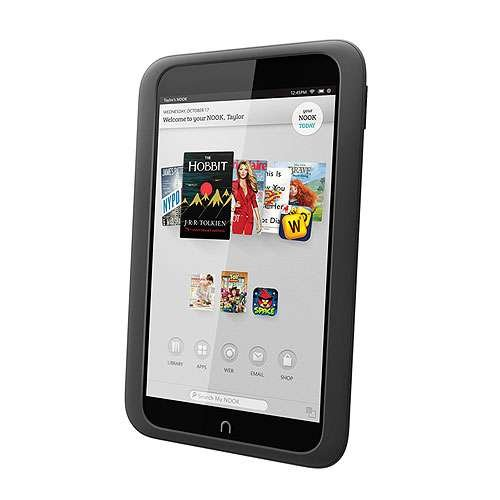 "NOOK HD 7"" 8GB Tablet from Electronic-Readers.com"