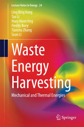Waste Energy Harvesting: 24 (Lecture Notes In Energy)