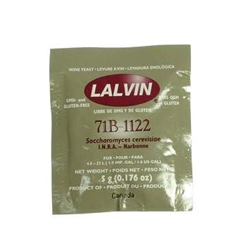 Lalvin 71B-1122 Yeast